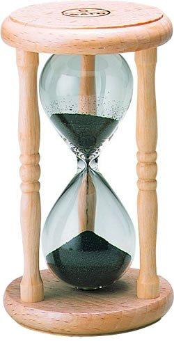 砂時計のおすすめ13選!割れにくい枠付きやアンティークスタイルも