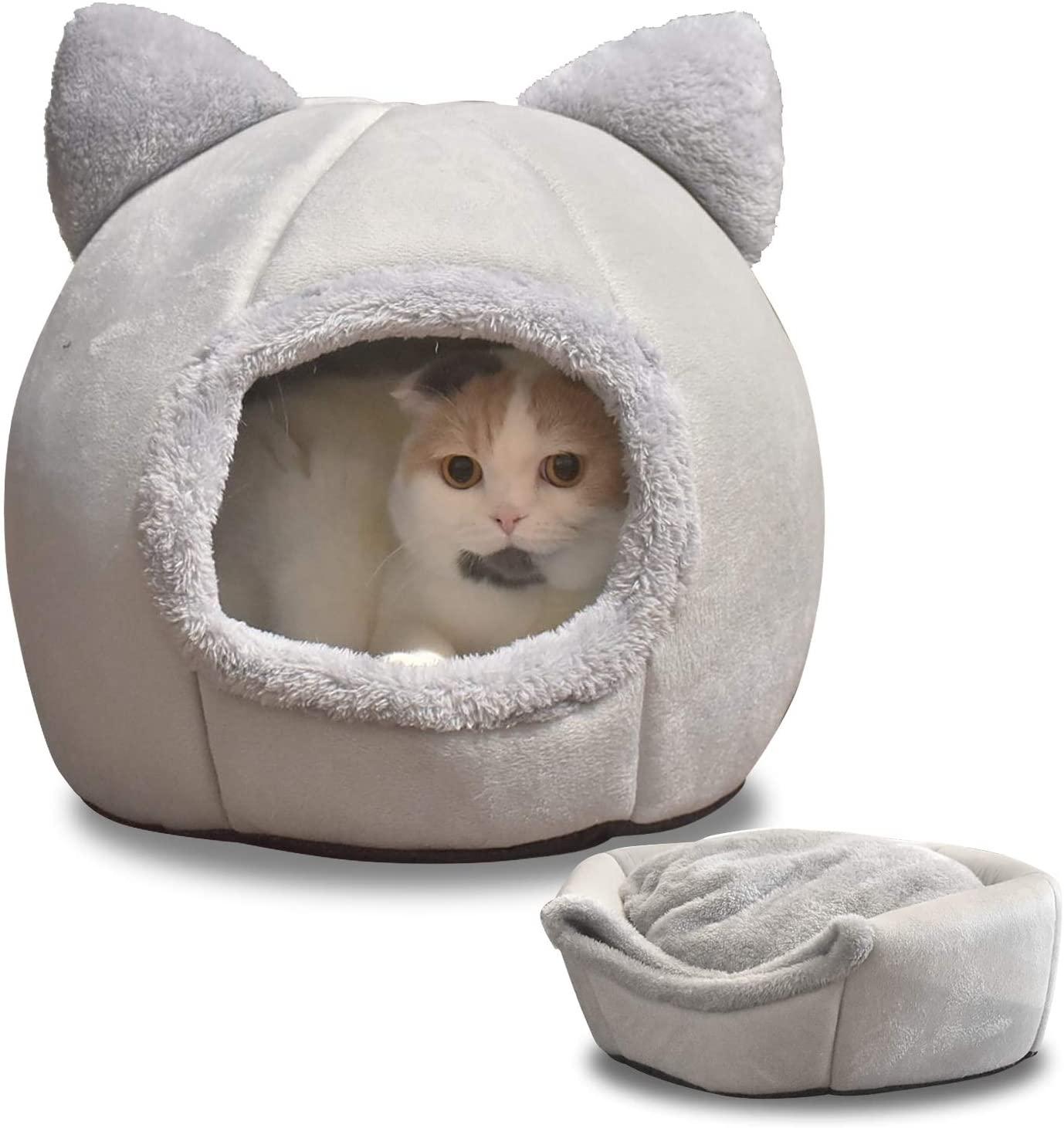 猫用ハウス・ベッドのおすすめ24選!洗えるタイプや冬向けも