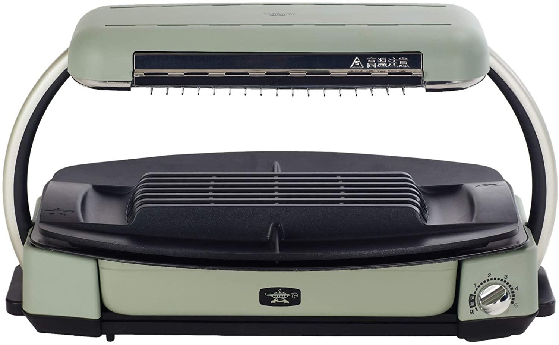 家庭用無煙ロースターのおすすめ11選!炭火式も【2021年版】