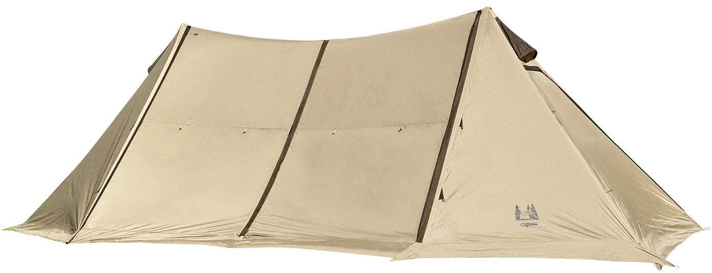 小川テントのおすすめ13選!ソロキャンプ向けや2ルーム型も