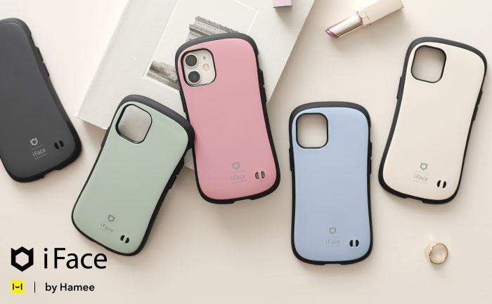 iFaceのiPhoneケース【くすみカラー×マット加工】がかわいい!iPhone12シリーズにも対応