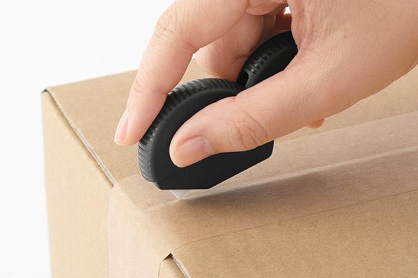 ミドリの《ダンボールカッター》が便利!ネットショッピングのダンボールが簡単に開く