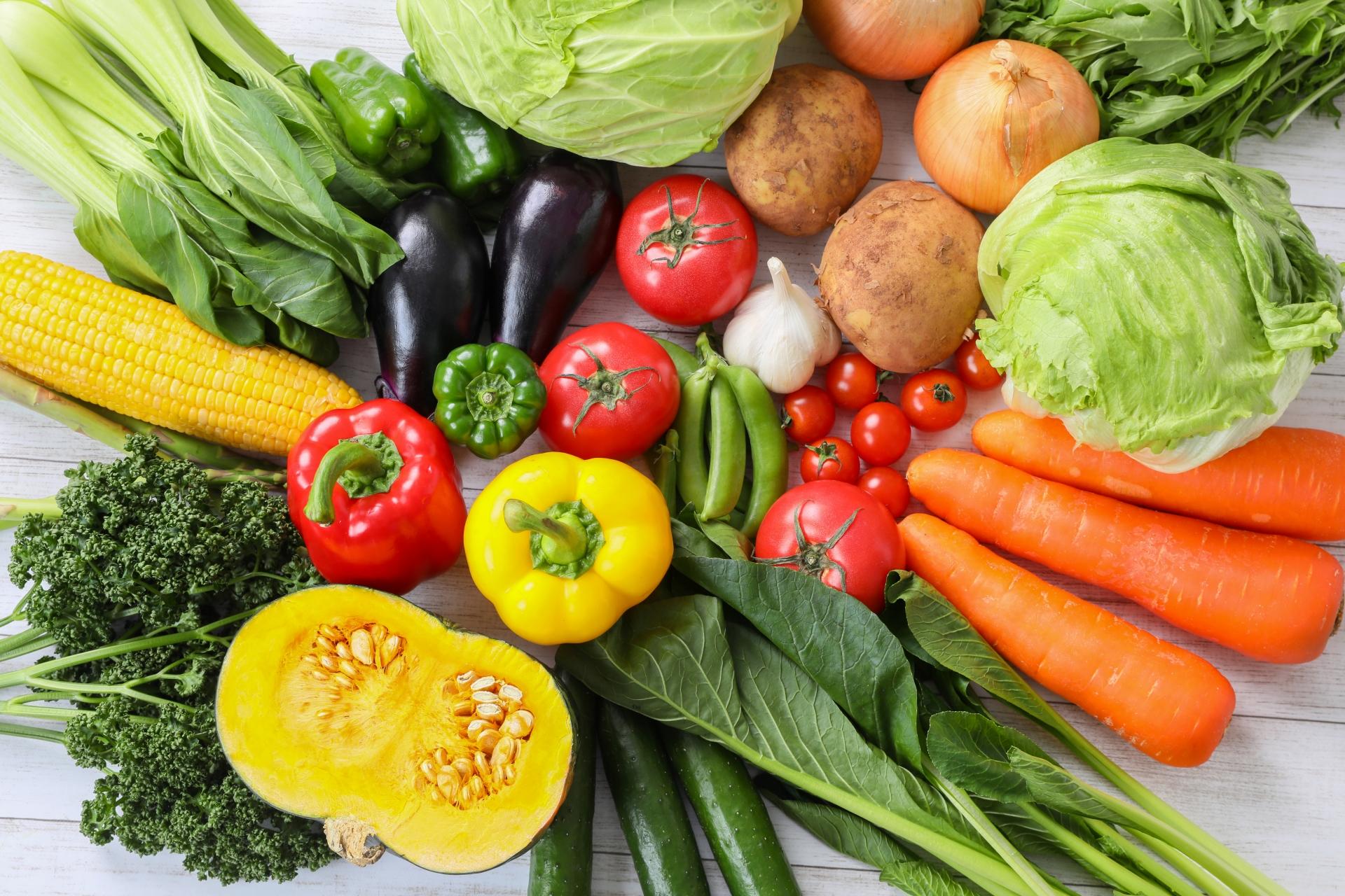 「冷蔵庫に入れるだけ」はNG?夏野菜の保存方法&便利グッズを紹介します