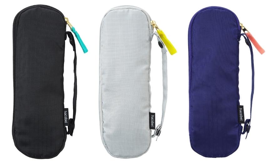 マーナの【吸水傘ケース 2way】は、バッグの中が濡れる&スペースを取る問題を解決してくれる