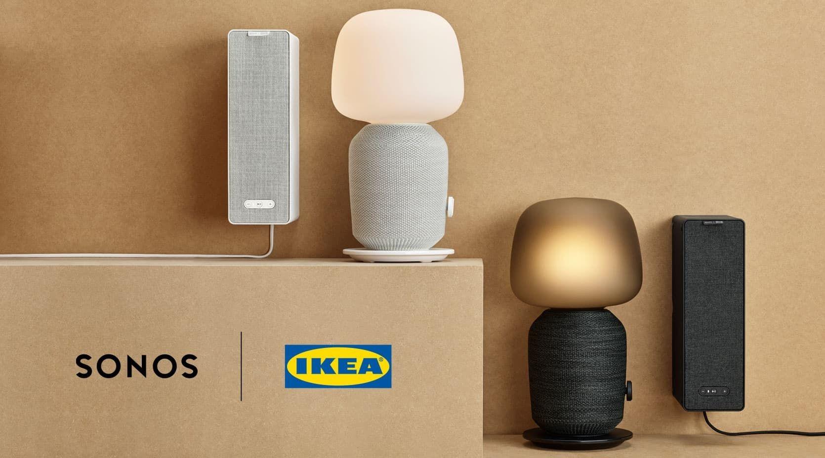 IKEA×Sonosのコラボスピーカー【SYMFONISK】が、お家時間をリッチにしてくれる。