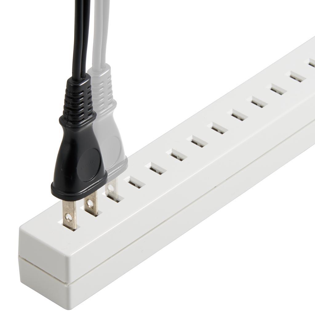 発想がすごい!【どこでも挿せる電源タップ】で、充電器はもう干渉しません