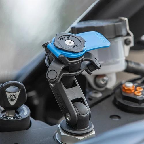 【衝撃吸収ダンパー】でオートバイの高周波振動からスマホカメラを守ろう!