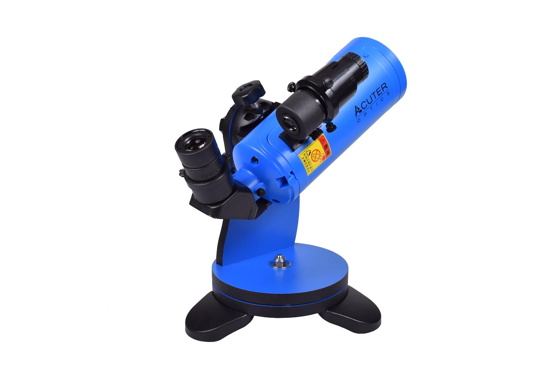 自由研究の宿題が手つかずな子に朗報!コンパクトなのに本格的な望遠鏡