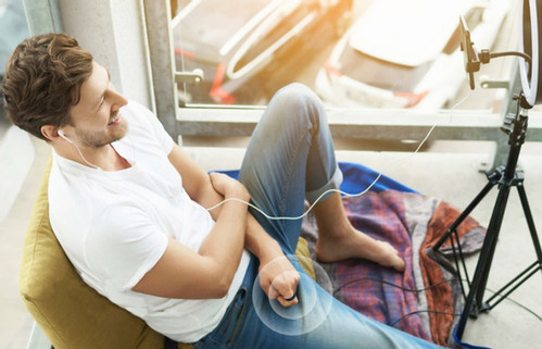 スマホをリモート操作する【スマートリング】は電車でもお風呂でも大活躍