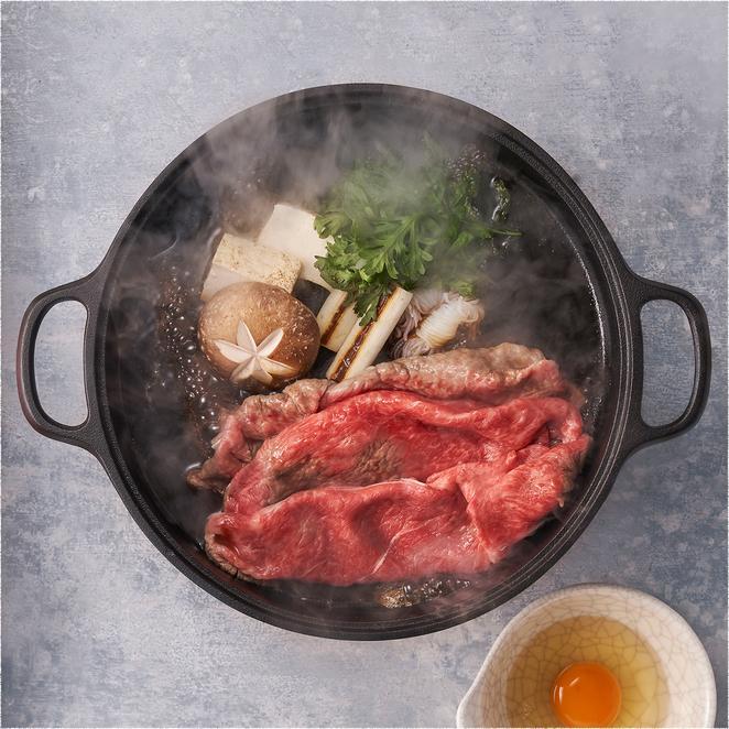 敬老の日のギフトにも!寒くなったらみんなで神戸牛のすき焼きを食べよう