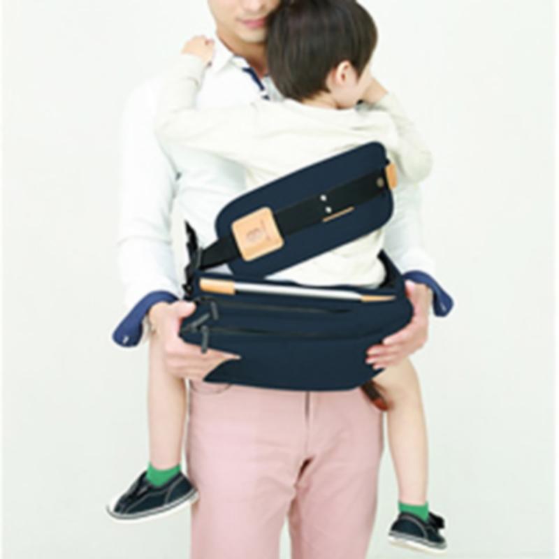 「抱っこ抱っこ〜」に応えたい!だっこをサポートするカバンが育児で大活躍